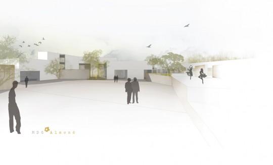 Plaza de Experimentación Escénica-Proyecto Esculturas del Vacío