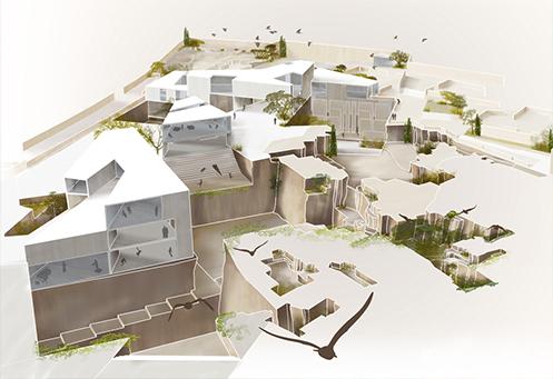 PAG perspectivas arquitectonicas